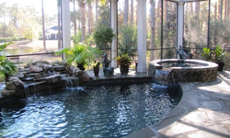 Camp Pool Builders Swimming Pool Construction Hilton Head Island and Bluffton, SC. Call Kevin Camp for a quote today 843.683.2862